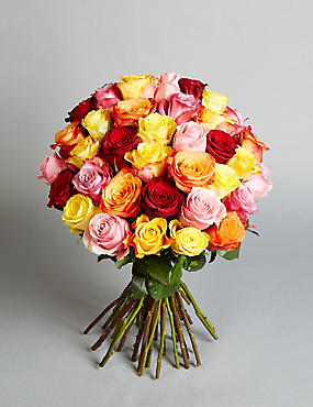 The Collection Rose Abundance Bouquet