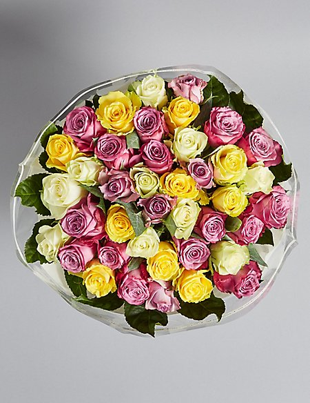 The Collection Rose Celebration Bouquet (Available until 2nd May)