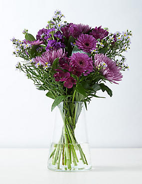 Amethyst Bouquet (Available until 5th May)