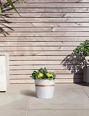 Spring Flowering Barrel