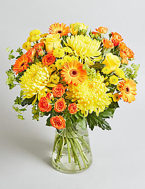 Spring into Summer Bouquet with Free Chocolates