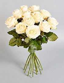 The Collection White Roses