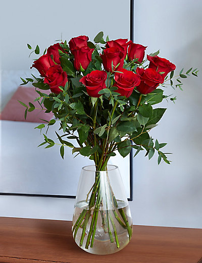 Limited Offer - Autograph™ One Dozen Freedom™ Roses