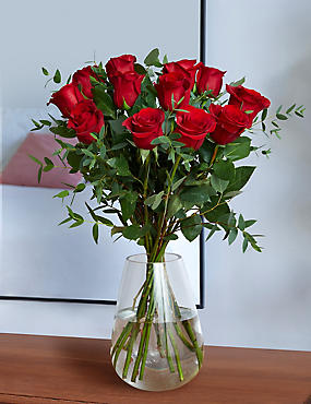 The Collection Dozen Freedom™ Valentine's Roses