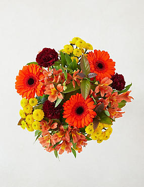 Hot Spice Flower Bouquet