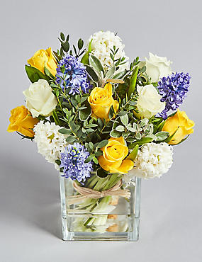 Sunny Scented Vase