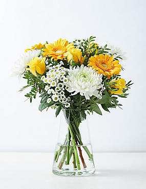 Spring Sunshine Bouquet (Available until 2nd May)