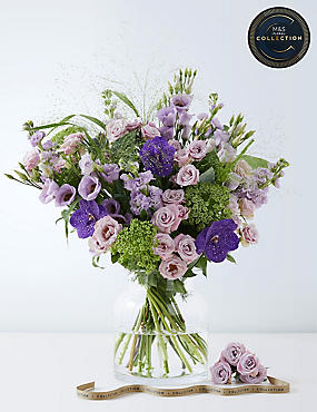 The Collection Luxury Orchid Bouquet (Available until 29th Aug)