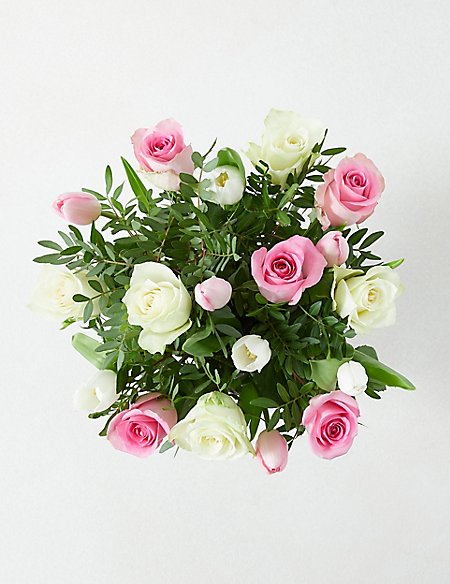 Rose Arrangement (Available until 5th May)