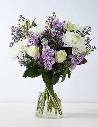 Large Cool Summer Bouquet Flowers