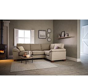 Crosby Small Corner Sofa (Right-Hand)
