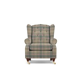 Highland Button Armchair