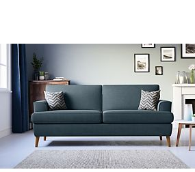 Awesome Copenhagen Large Sofa With Schlafsofa Petrol With Sofa Com