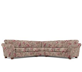 Abbey Curved Corner Sofa