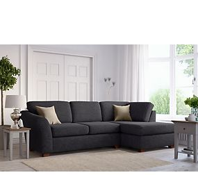 Abbey Corner sofa (Right-Hand)