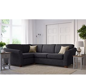 Abbey Small Corner Sofa (Left-Hand)