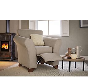 Abbey Chair Recliner (Manual)  sc 1 st  Marks u0026 Spencer & Recliner Chairs | Leather u0026 Fabric Recliner Sofas | Mu0026S islam-shia.org