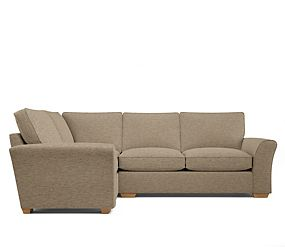 Lincoln Small Corner sofa (Left Hand)