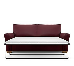 Red Sofa Beds M S