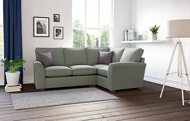 Lincoln Extra Small Corner Sofa Right Hand M Amp S