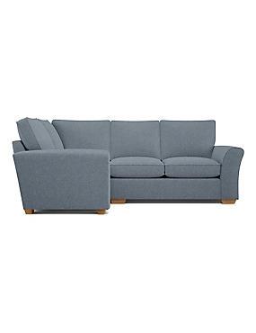Quick Look · Lincoln Extra Small Corner Sofa (Left Hand)
