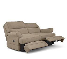 Berkeley Split Back Small Recliner (Manual)