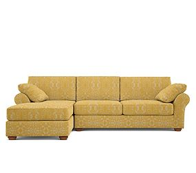 Ramsden 3 Seater Chaise (Left-Hand)