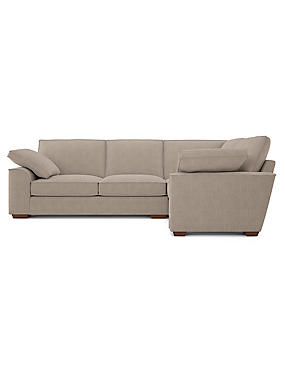 Nantucket Small Corner Sofa (Right-Hand)