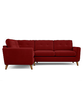 Needham Small Corner Sofa ( Left-Hand)
