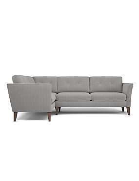 Otley Extra Small Corner Sofa (Left-Hand), , catlanding
