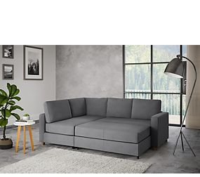 Tromso Corner Sofa Bed (Left-Hand)