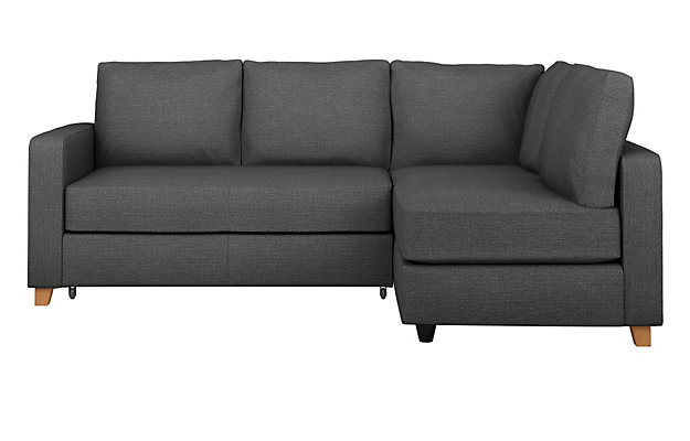 Tromso corner sofa bed right hand ms for Spencer sofa bed
