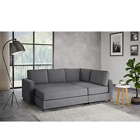 Tromso Corner Sofa Bed (Right-Hand)