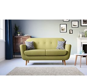 Sofas Amp Sofa Beds Leather Amp Fabric Compact Sofas M Amp S