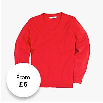 M&S school jumpers and cardigans