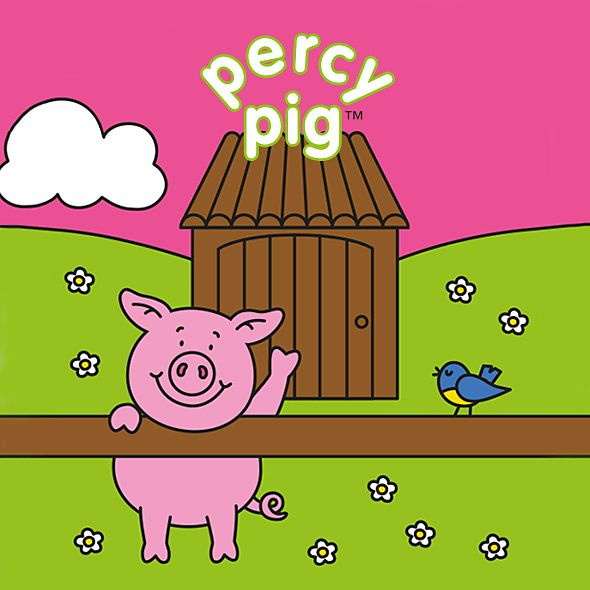 Introducing Percy Pig
