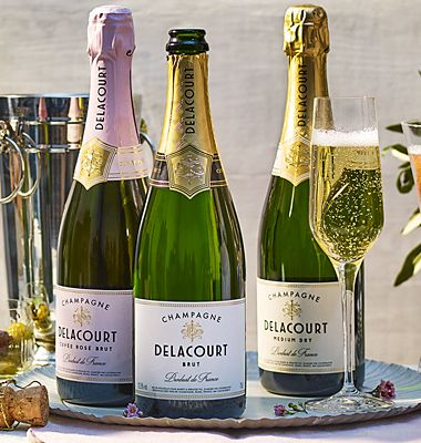 Introducing our new champagne: Delacourt