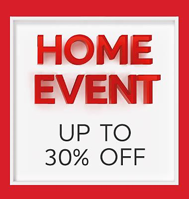 Up to 30% off furniture in our home event
