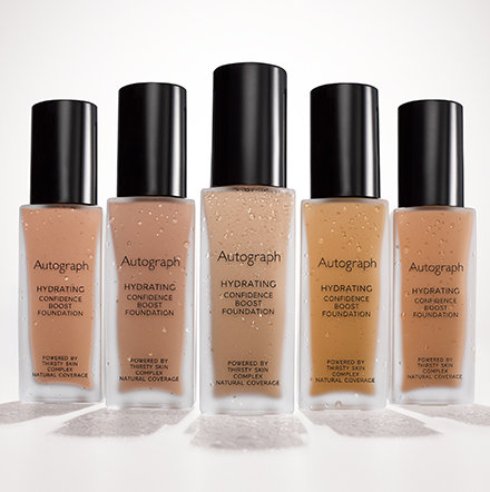 Autograph Hydrating Confidence Boost Foundation