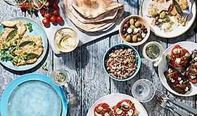 Picnic ideas from around The Med