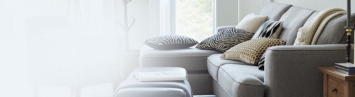 Grey sofa. Trends   Home   Furniture   M S