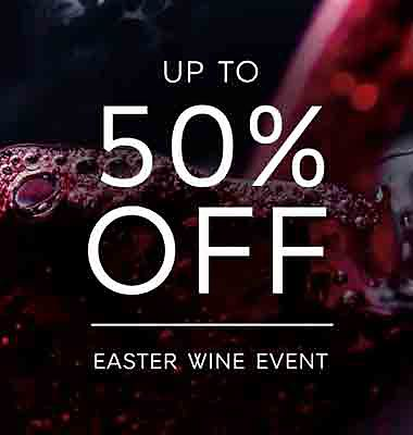 Easter Wine event lock up