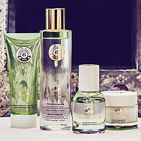 Collection of Roger and Gallet product