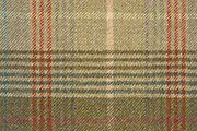 Torrin Plaid, moss†* 100% wool