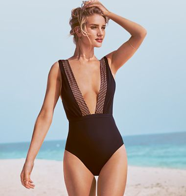 New swimwear by Rosie Huntingdon-Whitely