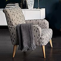Armchair With Throw Part 73