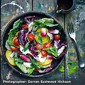Food Photographer of the Year awards, sponsored by M&S