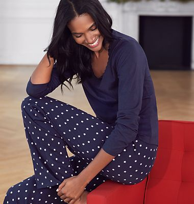 Women's nightwear for winter