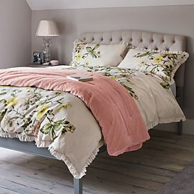 Dovecote floral bedding set