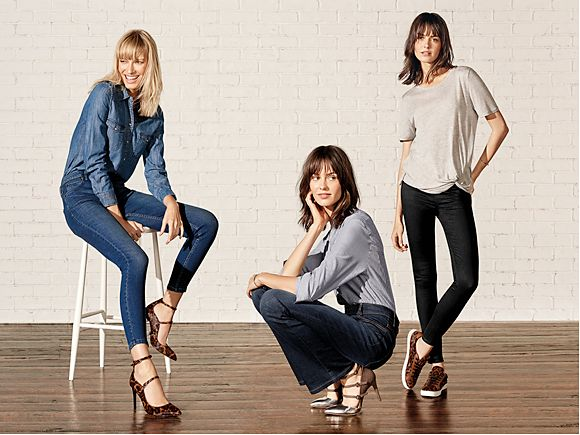 Jeans fit & style guide 2016
